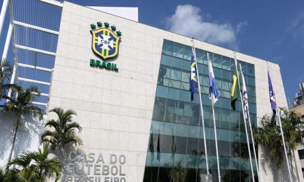 CBF quer limite de 40 pessoas por delegação em estádios e prevê VAR em protocolo de jogos