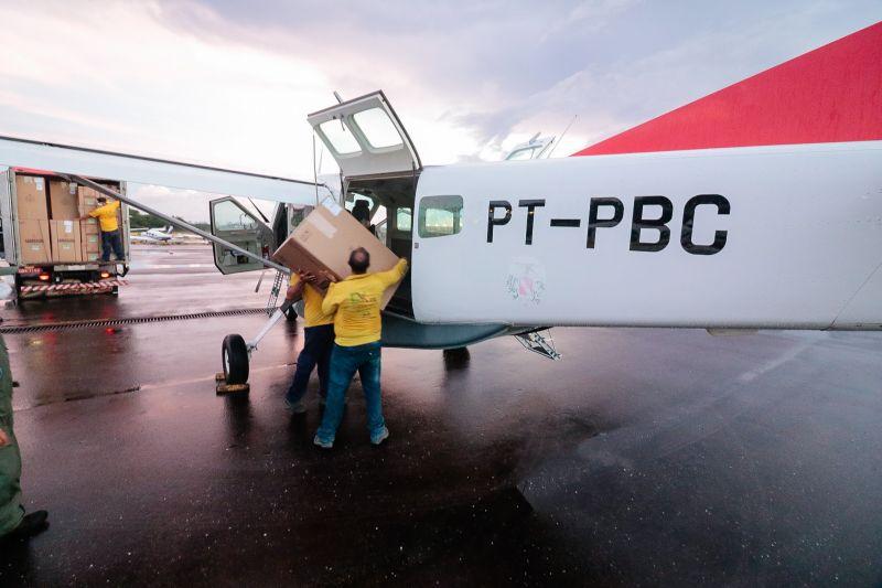 Com a chegada de 130 respiradores, Pará conta oficialmente com 520 leitos exclusivos para a Covid-19
