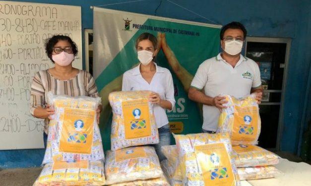 Prefeitura recebe 3 mil máscaras doadas por igreja evangélica