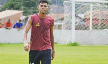 Artilheiro do Parazão, Pecel renova contrato com o Castanhal visando possível retomada