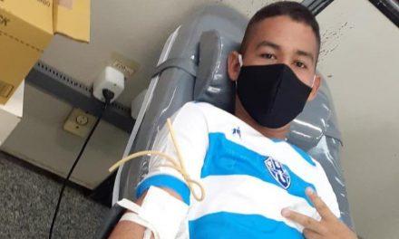 Paysandu realiza campanha para doações de sangue e convoca a torcida