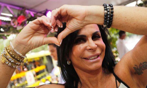 """Gretchen fica noiva de paraense. """"Casamento será em Belém"""""""
