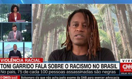 Apresentador da CNN chora ao vivo ao falar sobre racismo