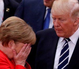 Merkel rejeita convite de Trump para reunião presencial do G7 em Washington