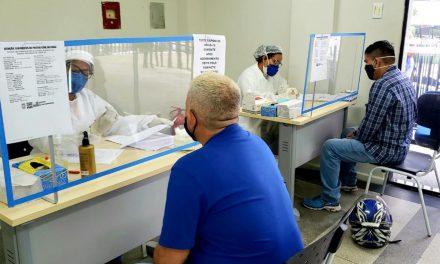 Ação Itinerante leva assistência à população com sintomas da Covid-19