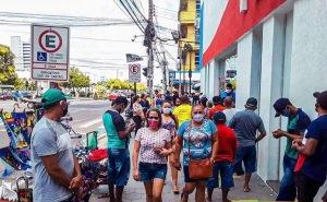 A Prefeitura de Castanhal intensifica a fiscalização no centro comercial