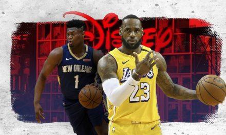 """Disney, 22 times e """"repescagem"""" para os playoffs: entenda os planos de retomada da NBA"""