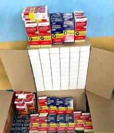 Prefeitura recebe doação de medicamentos para o tratamento da Covid-19