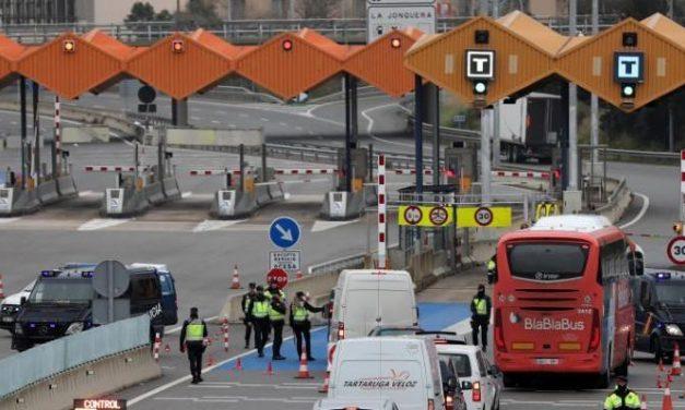 Espanha reabrirá fronteiras terrestres com Portugal e França
