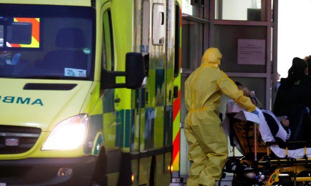 Reino Unido tem mais de 40 mil mortes por covid-19