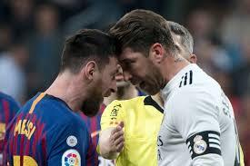 Barcelona e Real Madrid voltam à disputa acirrada pelo título espanhol