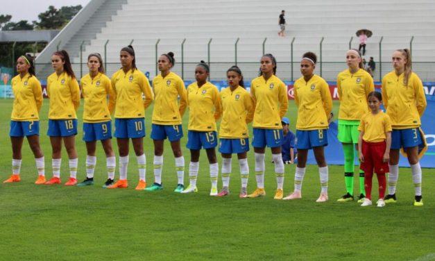 Brasil anuncia saída do Mundial de futebol feminino