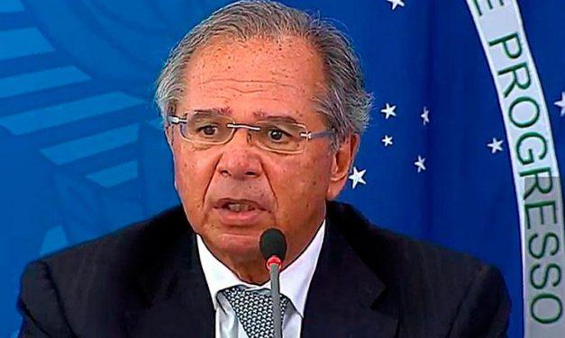 Guedes diz que pretende mudar nome do Bolsa Família