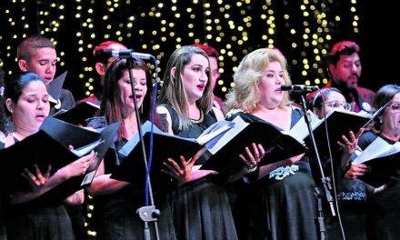 Coro Carlos Gomes celebra 25 anos e planeja apresentações