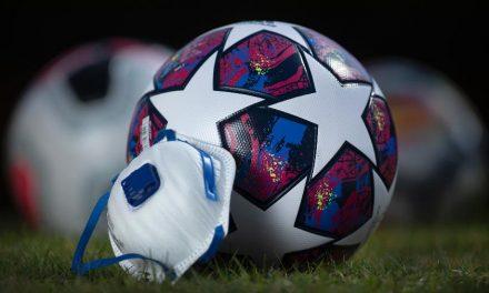 Guia da CBF veta beijo na bola, troca de flâmulas e comemoração em grupo