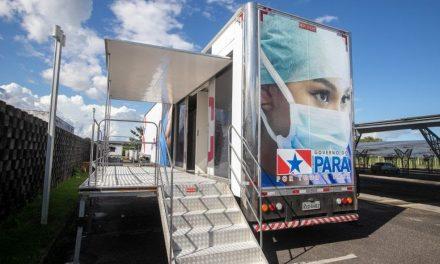 Seis municípios do Marajó recebem Policlínica itinerante nesta segunda, 8