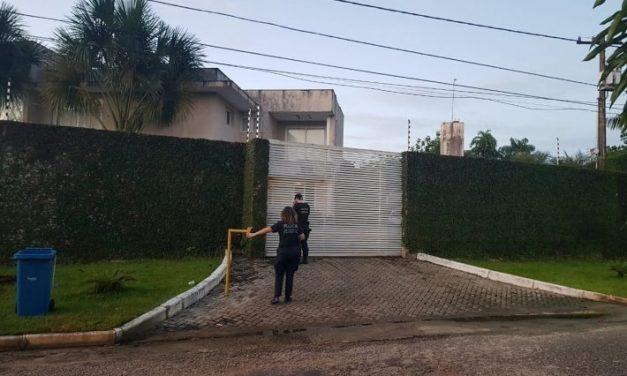 Operação da PF no Pará visa Helder Barbalho