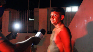PM e GCM prendem 'pirata' acusado de integrar bando que faz assaltos no Rio Moju