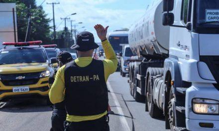 Agentes do Detran atuarão em 26 municípios durante feriado de Corpus Christi