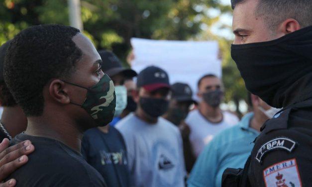 Governo Bolsonaro deixa de informar dados sobre violência policial