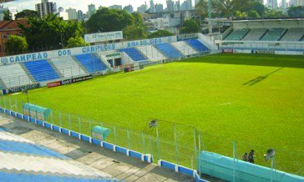 Estádio da Curuzu recebe cuidados para volta dos treinos
