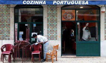 Em pleno relaxamento da quarentena, Portugal volta a registrar 300 casos de coronavírus por dia
