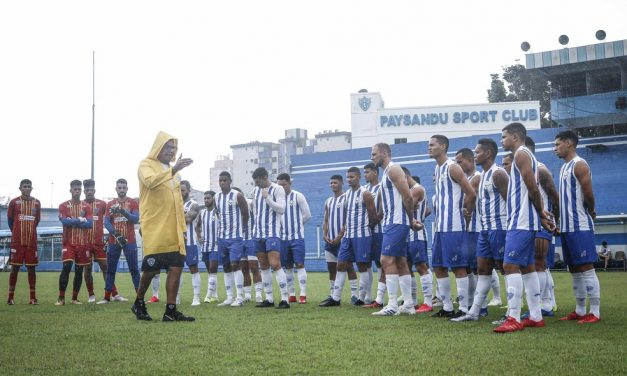 De volta ao trabalho: Paysandu define data de volta aos treinos na Curuzu e divulga protocolo