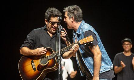 Lives de hoje: Rogério Flausino e Wilson Sideral, Pepeu Gomes e mais shows para ver de casa