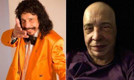 Aos 78 anos, Benito di Paula raspa a cabeleira e o bigode para evitar Covid-19