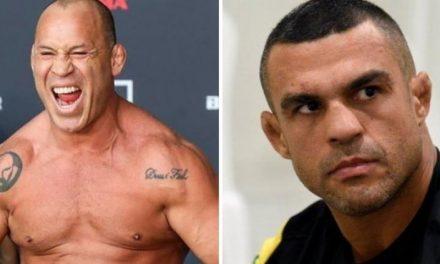 Wanderlei Silva responde Vitor Belfort sobre possível revanche: 'Desafio aceito'