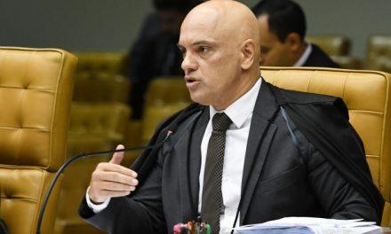 Incitar estupro de filhas de ministros não é liberdade de expressão, diz Moraes