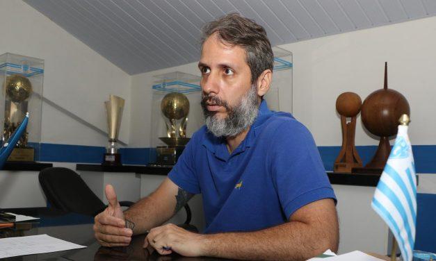 Após reunião com o Prefeito, Paysandu suspende exames e atividades presenciais