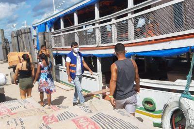 Decreto estadual libera transportes intermunicipais e interestaduais no nordeste do Pará