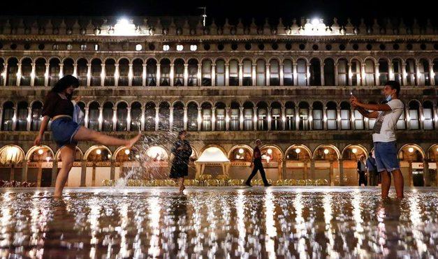 Estudo mostra que novo coronavírus já estava em águas residuais da Itália em dezembro