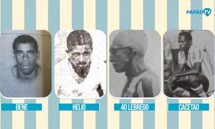 Combate ao racismo: Papão relembra atletas que fizeram história e adere campanha