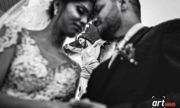 Fotógrafo cametaense recebe prêmio em categoria nacional de fotos de casamento