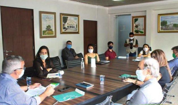 Prefeitura recebe convite para participar de programa nacional para o desenvolvimento regional