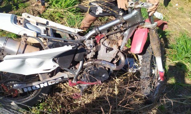 Acidente de trânsito na PA-150 deixa adolescente morto e outro ferido em Tailândia