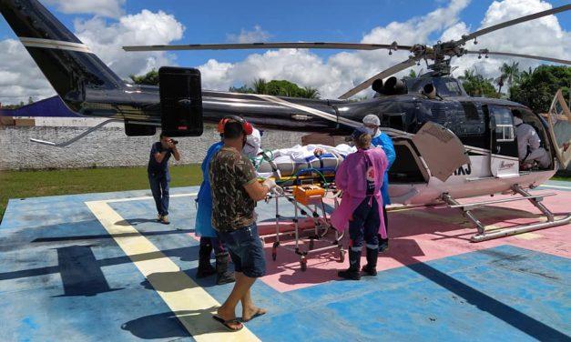 Morre grávida transferida de Tailândia à Belém após testar para Covid-19