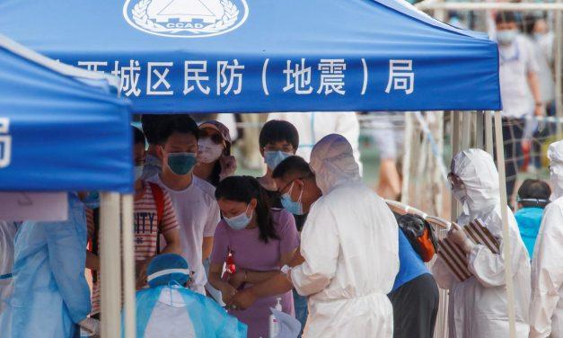 Testes em massa de Pequim para Covid-19 entrarão em 'fase acelerada'