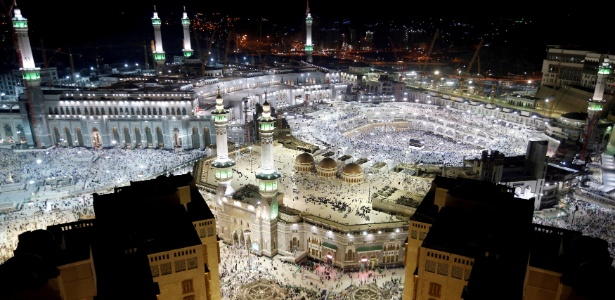 Meca terá número reduzido de peregrinos em 2020 em relação ao ano passado