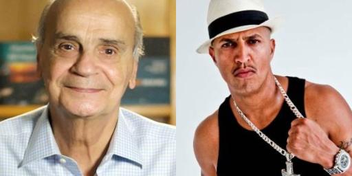 Drauzio Varella e Mano Brown farão live para falar sobre racismo