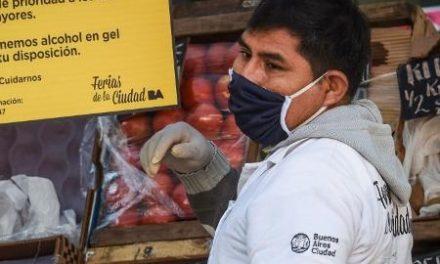 Argentina tem pior marca de novos casos de coronavírus pelo 2º dia seguido