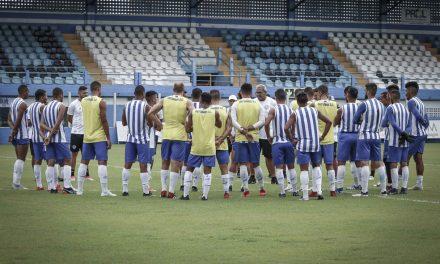 Com liberação dos treinos, Papão confirma reapresentação do elenco para o dia 1° de julho