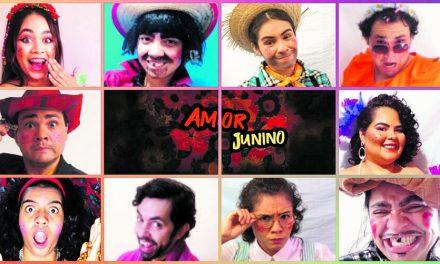 Internet vira palco para comédia junina no Pará