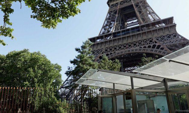 Torre Eiffel reabre após três meses fechada por causa da pandemia
