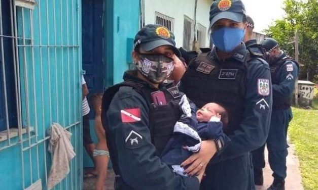 Mulher é presa acusada de sequestrar recém-nascido em hospital de Belém