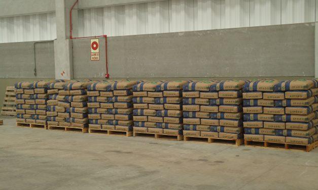 Preço do saco do cimento sofrerá reajuste; em Tailândia saco é vendido a R$ 34 reais