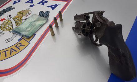 33° BPM prende dupla armada em Bragança