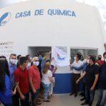 Moju recebe novo sistema de água, ambulâncias e 10 km de asfalto